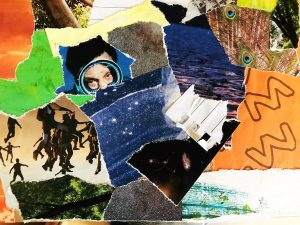 Collage by Oldfield student